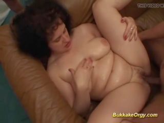 German Bukkake Fuck Orgy, Free German Orgy Porn Video 76