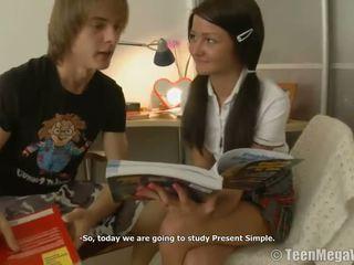 scheiß-, teen sex, bohren teen pussy