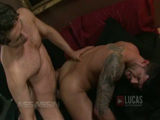 Michael lucas en adam killian neuken passionately