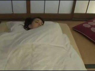 Maganda hapon asawang babae - masturbation