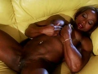 E zezë muscle female masturbate video