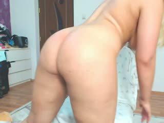 blondiner, stora rumpor, anal