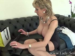 ideal teasing real, quality solo, heels see