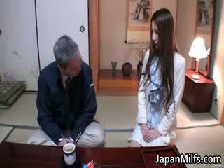 japonais, interracial, mature
