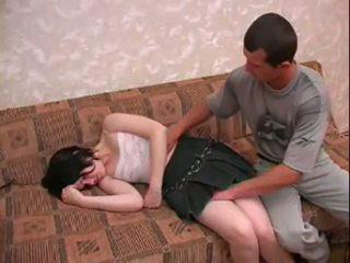 Alcoolisée sister molested par frère
