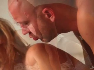 fersk pounded moro, fin blows ideell, ekte blond hq
