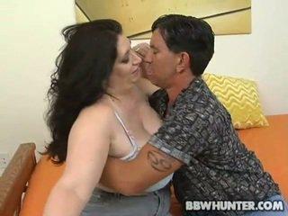 Fattie gets पुसी banged