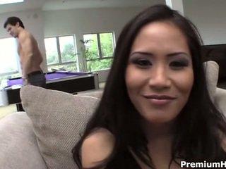 Thai slut Jessica Bangkok in action