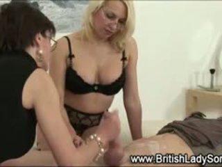 new british real, cumshot watch, femdom