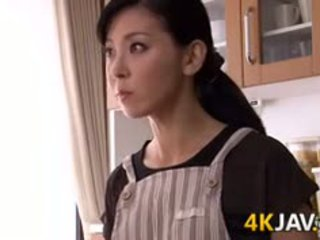 Japonez nevasta gets inpulit