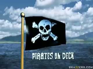 Pirates em deck