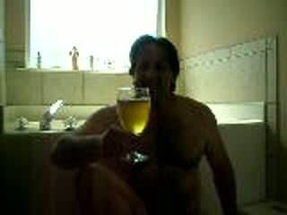 Tom Pearl drinks his own piss