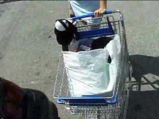 Slut Mom Shopping And Fucked For Money 1