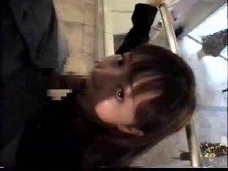 Japonské verejnosť fajčenie