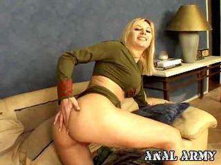 blondīnes, anal sex, tūpļa