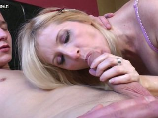 Nice Milf Has Shaged By Her Toyboy