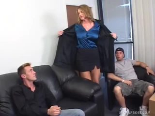 Kayla quinn, donny longue et john esposito