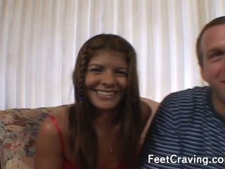 Spicy Doll Inside The Foot Fetish Mov