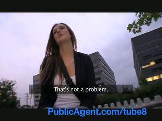 Publicagent dễ thương alexis là một wanna được mô hình