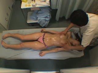 Spycam salud spa masaje sexo parte 1