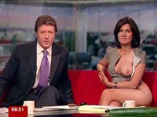 Susanna reid لعب مع جنس اللعب في breakfast تلفزيون