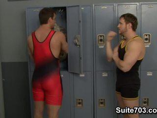 Homosexual Guys Nash Lawler And Phenix Saint Fuck Jointly