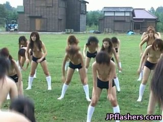 Asia setengah telanjang academy exposes