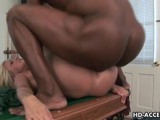 Sexig stacy thorn interracial nearby hård horn knull