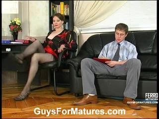 Penelope And Bertram Raging Senior Video