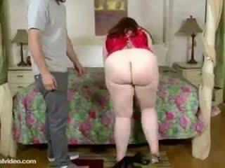 Seksi si rambut merah berpayu dara besar bbw asha marie