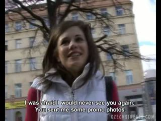 České streets - marketa video