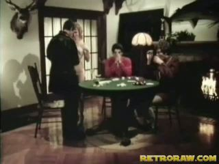 Lewd Poker Game
