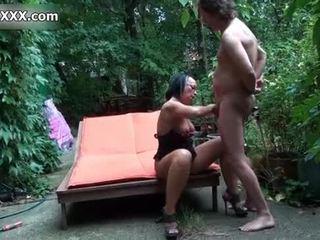 Brudne kurwa gets jej cipka banged ciężko