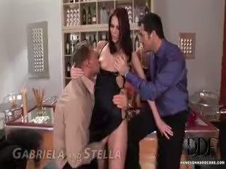 threesome, pornstar, hardcore