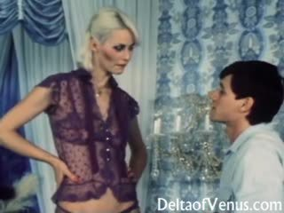Antigo pornograpya 1970s - seka gets what she wants