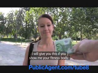 Publicagent セクシー フィットネス instructor クソ のために お金