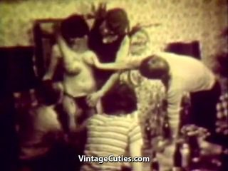 3 lads band stretche sebuah woolly female