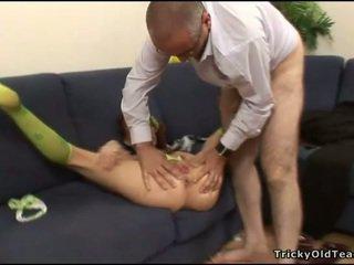 Succulent pounding की एक हॉट twat