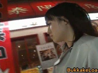Azusa nagasawa ασιάτης/ισσα μωρό μέσα χύσιμο σπέρματος
