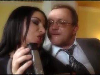 зрілі, порнозірок, італійська, любитель