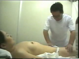 Spycam Massage Video