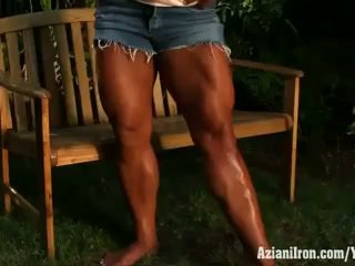 fitness, free big clit video, any bodybuilder film