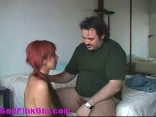 Dirty old man fucks neighbors daughter Video
