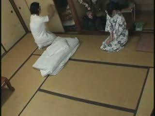 일본의 주부 마사지 씨발 비디오
