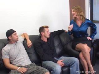 Kayla quinn, donny lång och john esposito