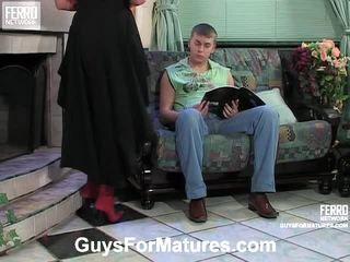 Barbara y patrick malvado mamá onto acción