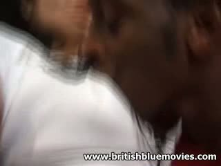 Avalon kassani - britannique hardcore interracial anal