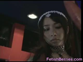 Tentacles זיון שלה בפנים an חייזר!