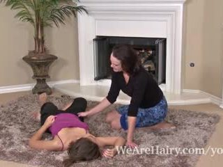 Veronica snow and viola starr are great lovers