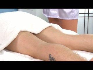 Cassandra nix masaje y 69 feliz ending